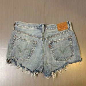 Levi 501 Shorts